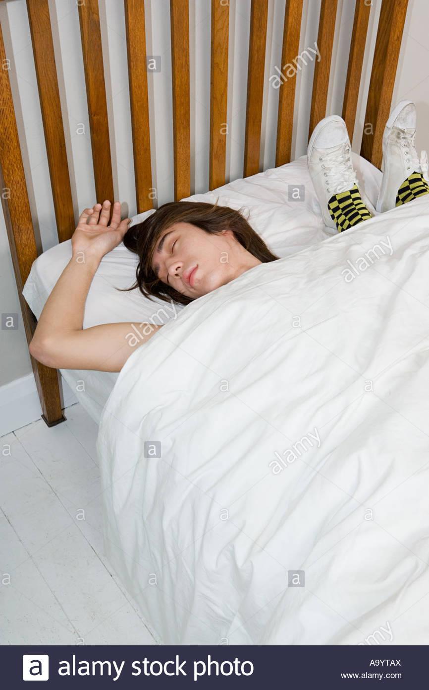Ansprechend Bett Teenager Referenz Von Zwei In Einem