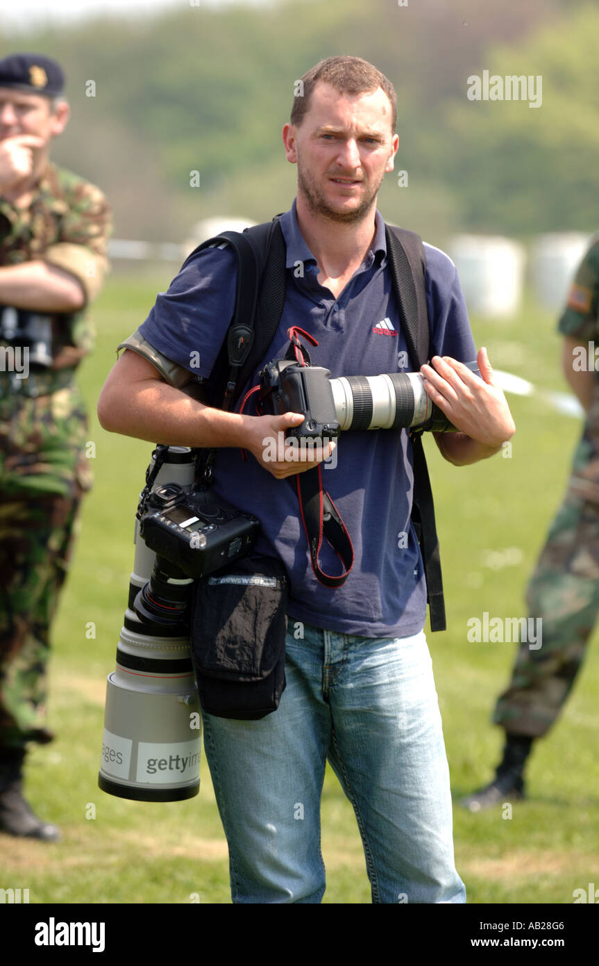 Getty Images News Fotograf Stockbild