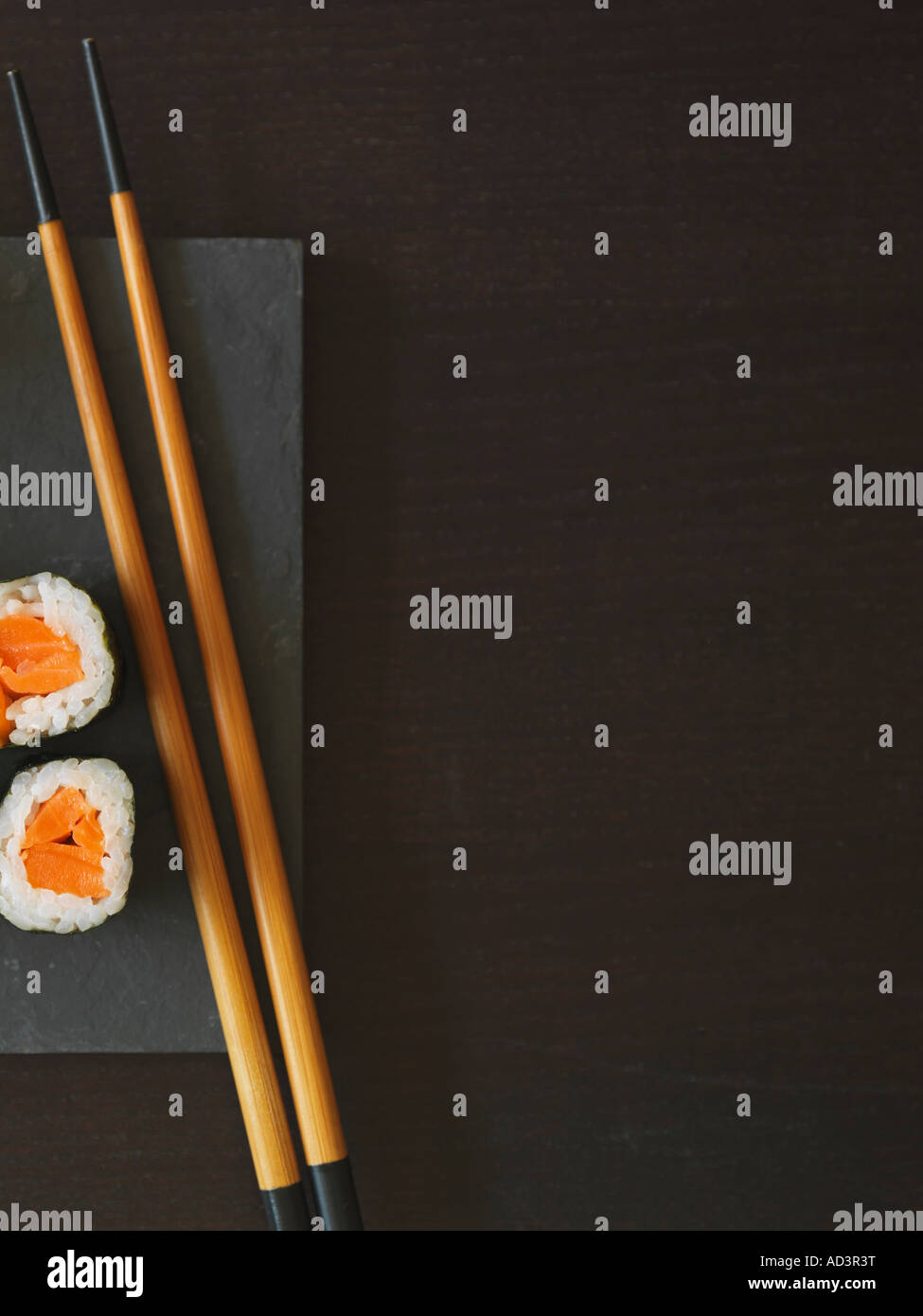 Sushi in Hawaii Stockbild