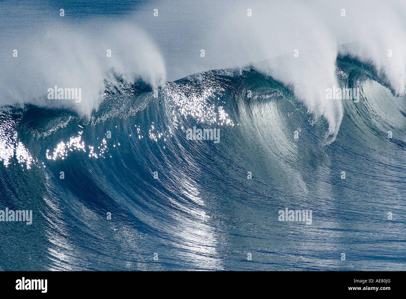 Welle Stockbild