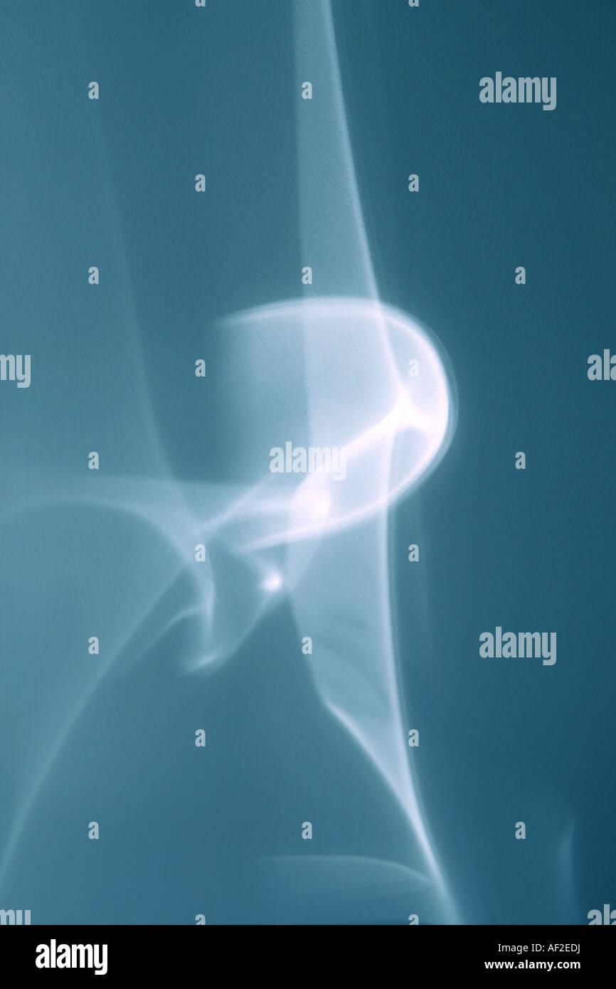 abstrakte Lichtmuster Hintergrund Stockbild