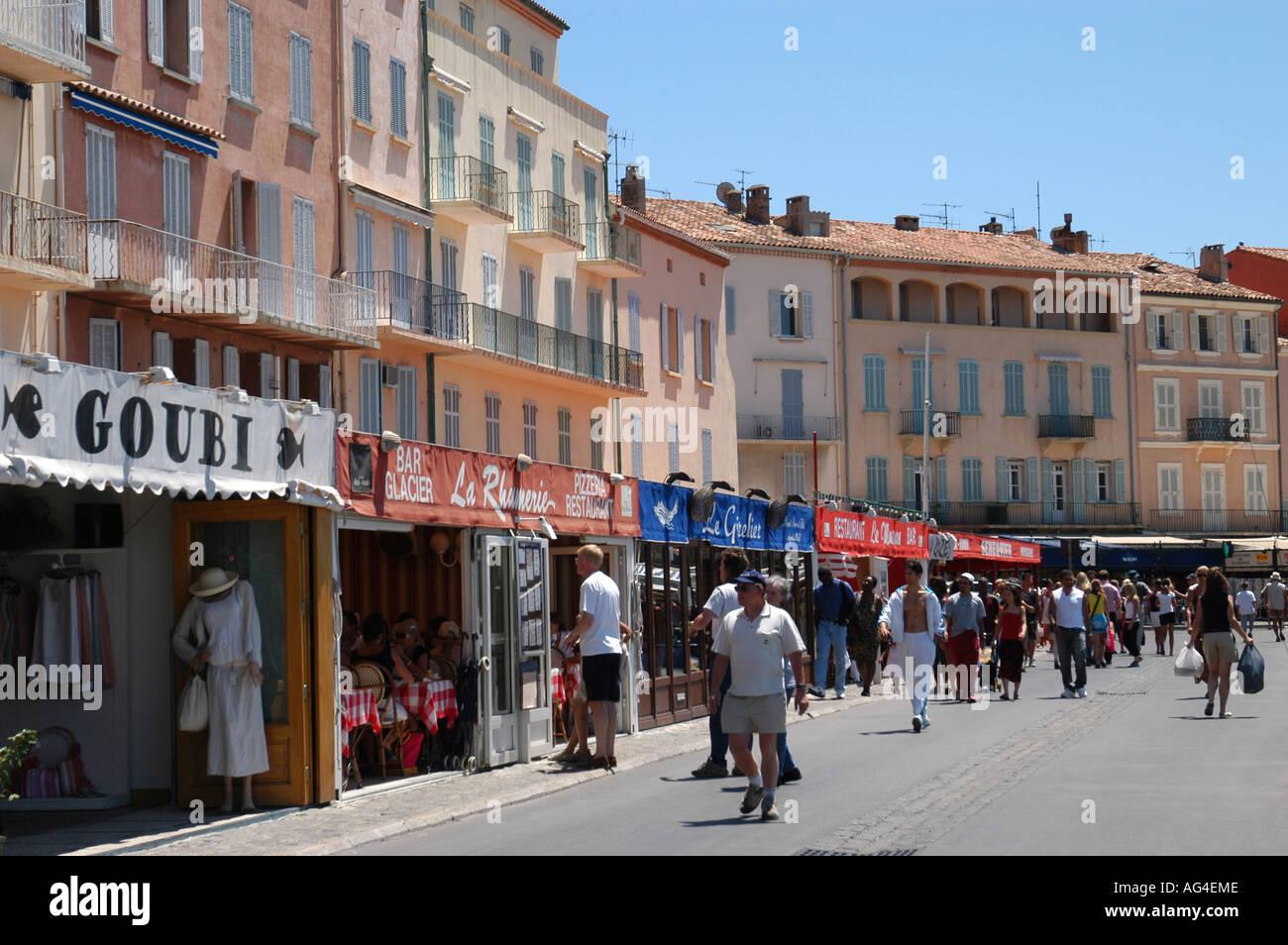 Restaurant St Tropez Place Des Lices