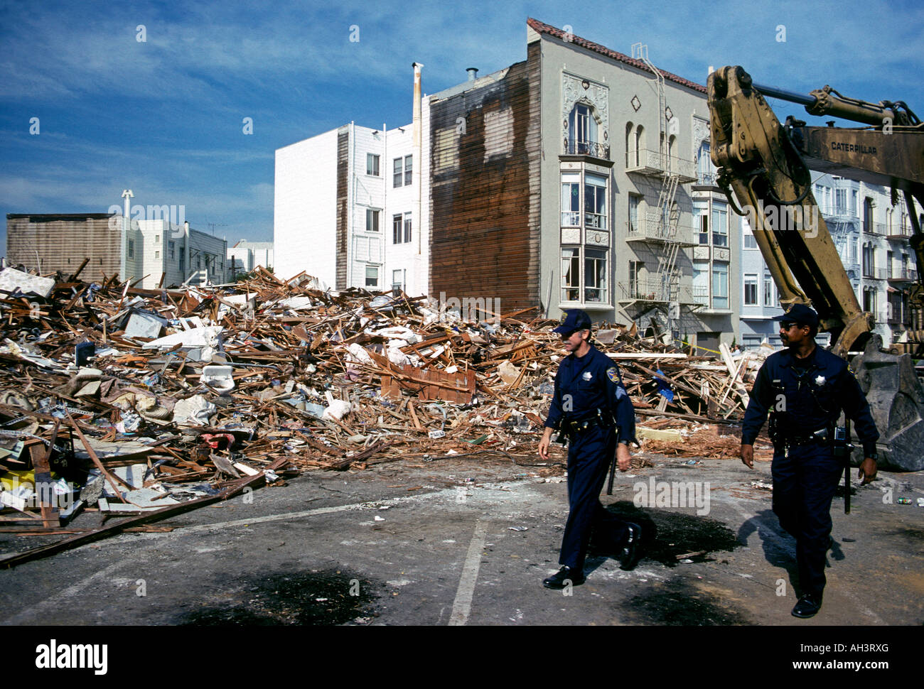 17 Oktober 1989 Loma Prieta Erdbeben Loma Prieta Erdbeben