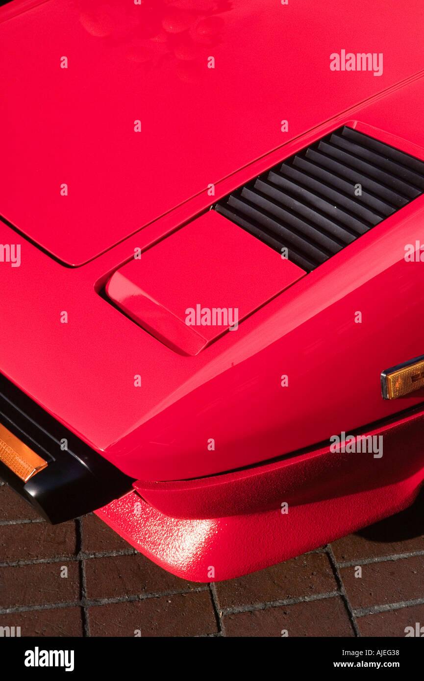 Ferrari Sportwagen Stockbild
