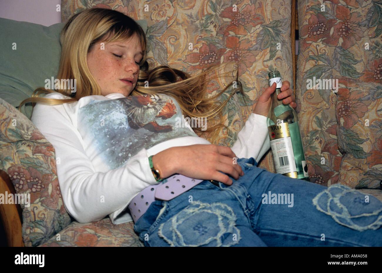 Teen Betrunken