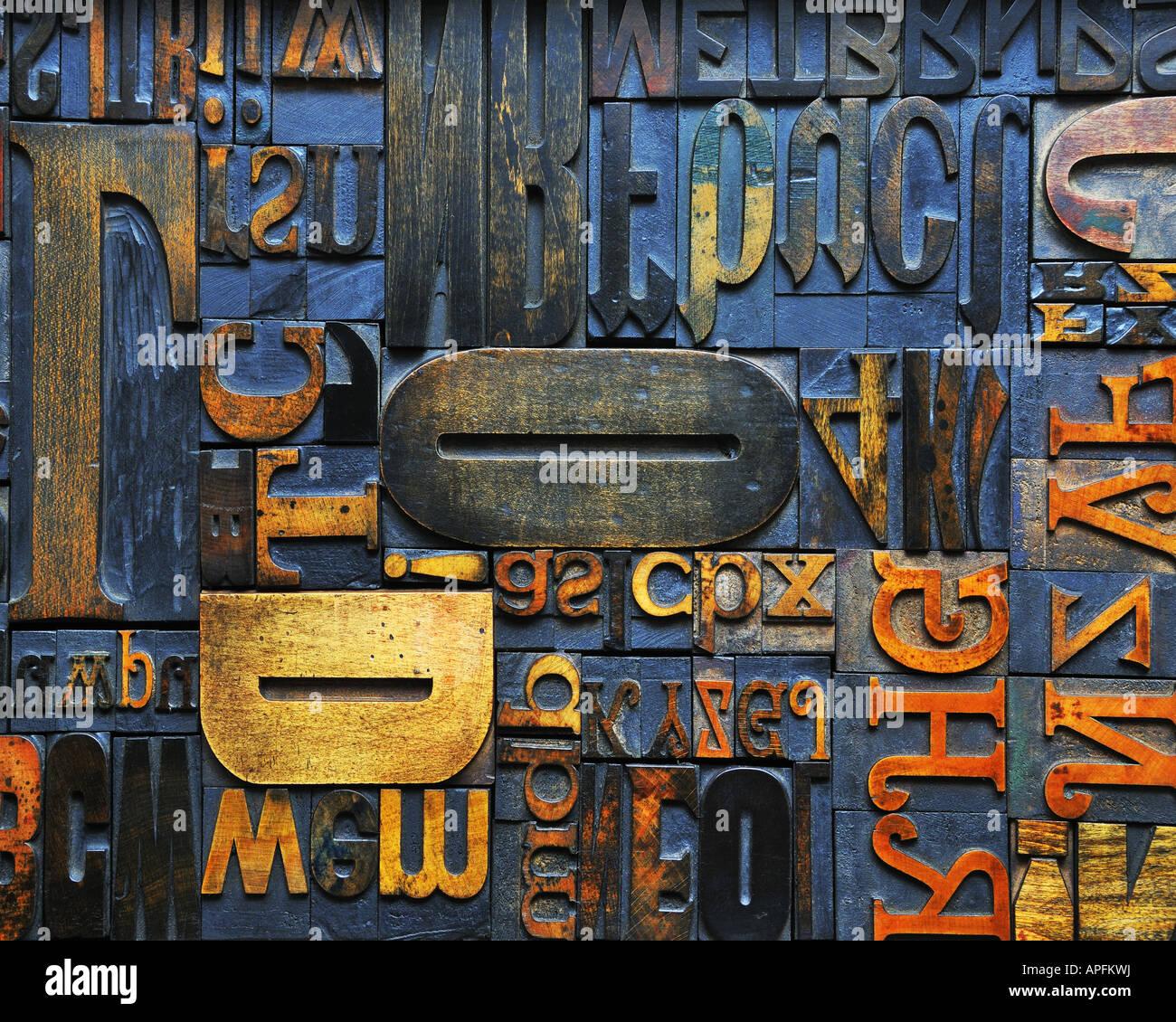 Konzept-Fotografie: Das Wort Stockbild