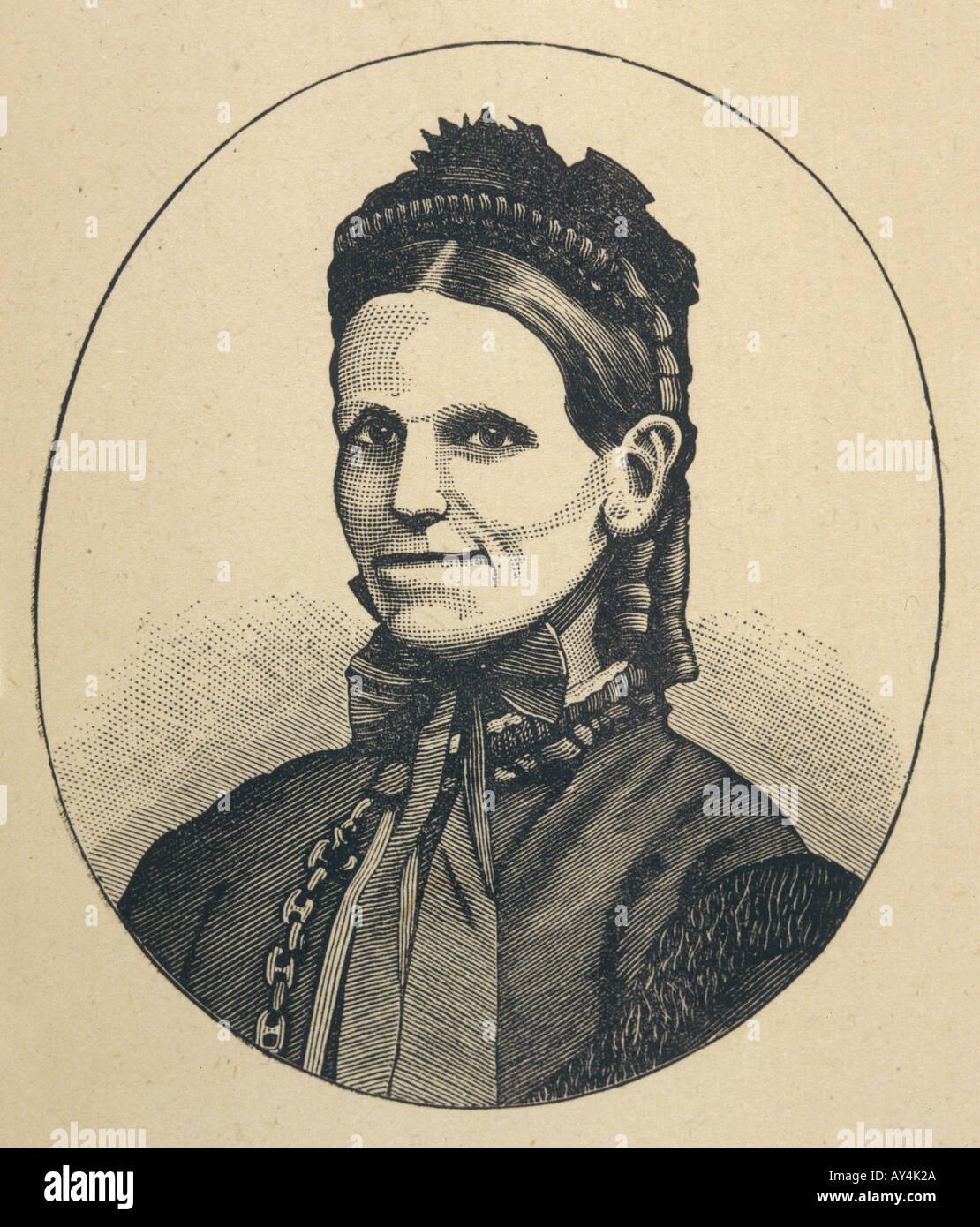 Mary Ann Girling Stockbild