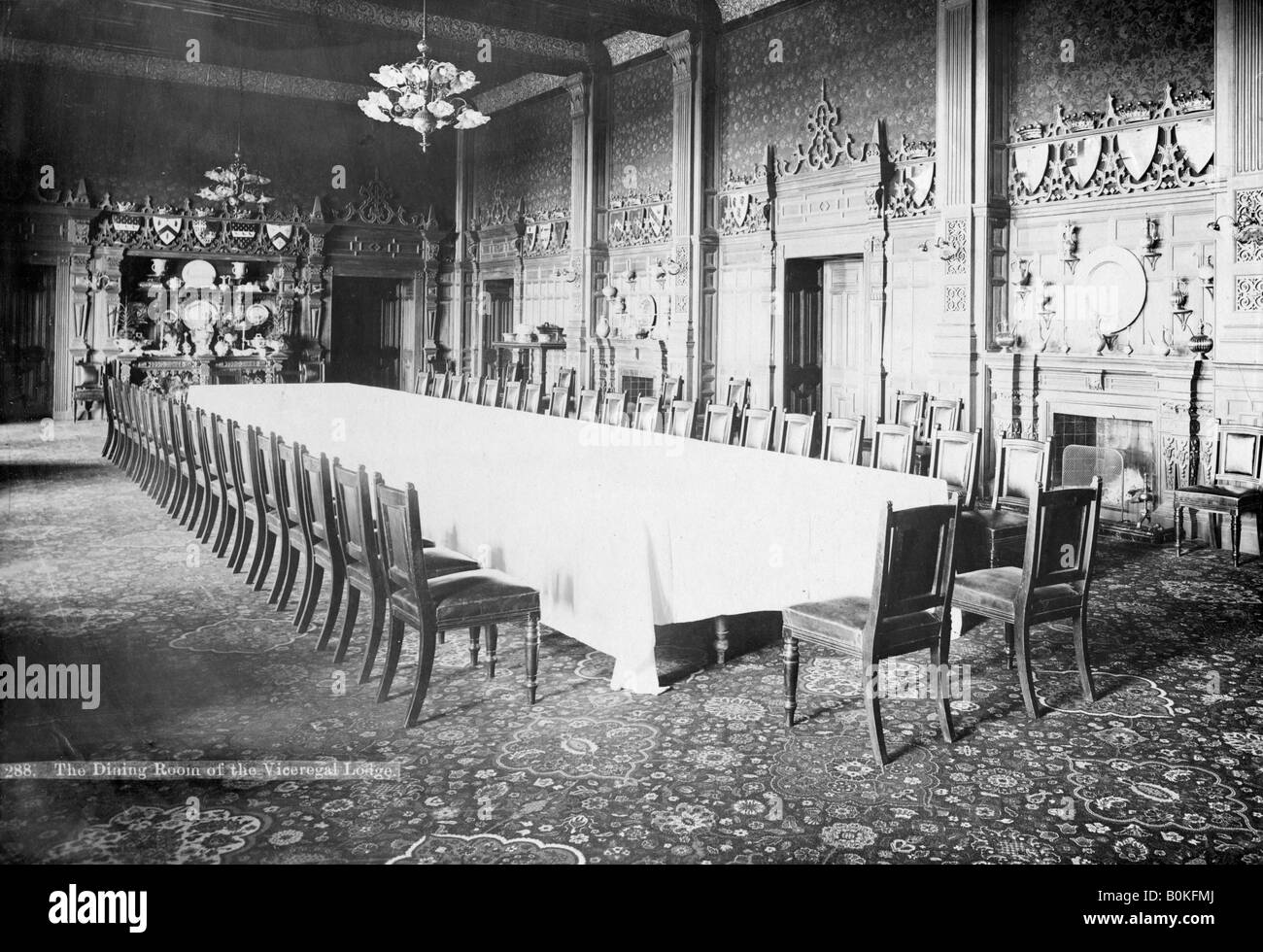 Banqueting room stockfotos banqueting room bilder alamy for Innenarchitektur 20 jahrhundert