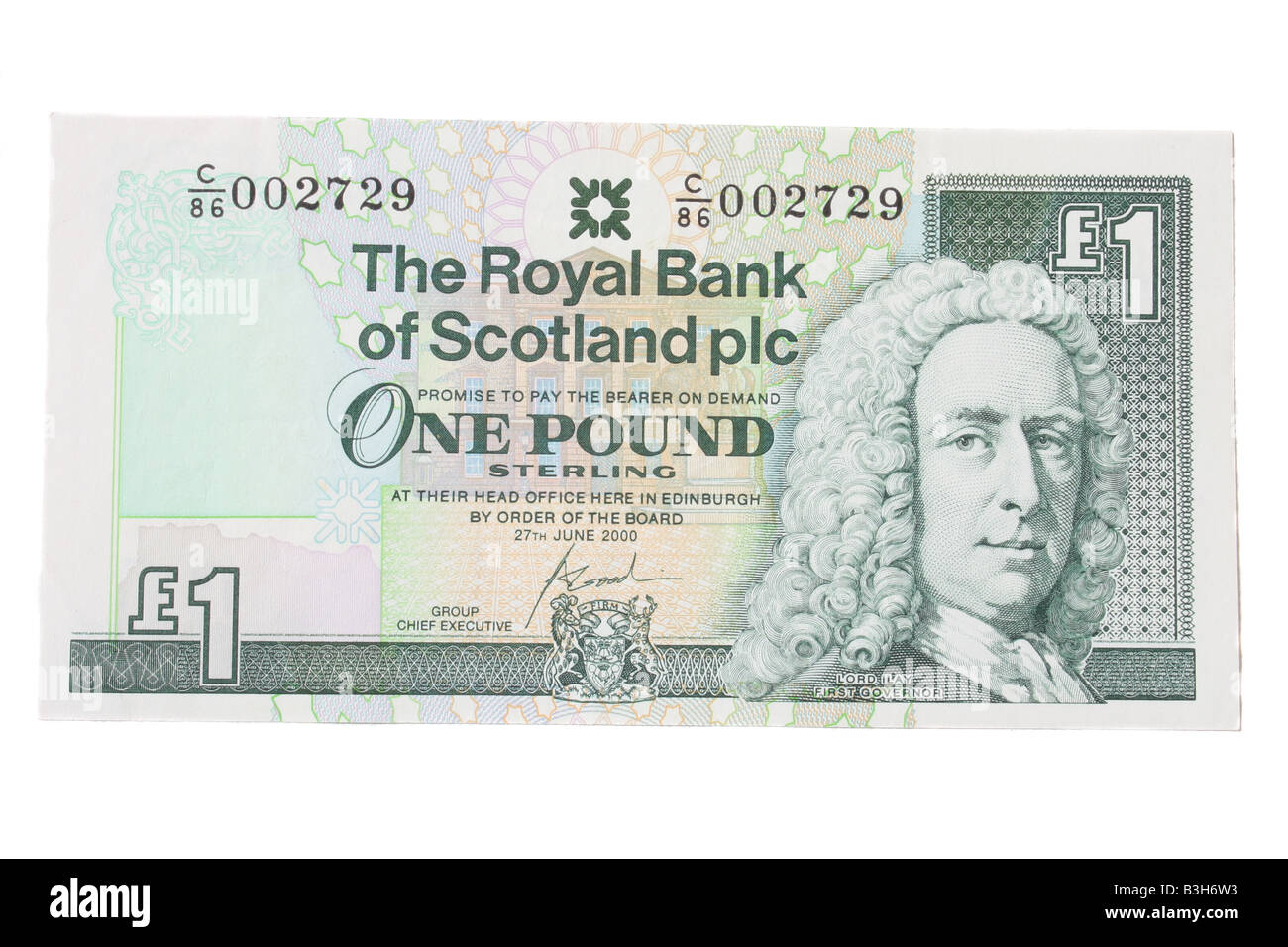 bank scotland note stockfotos bank scotland note bilder alamy. Black Bedroom Furniture Sets. Home Design Ideas