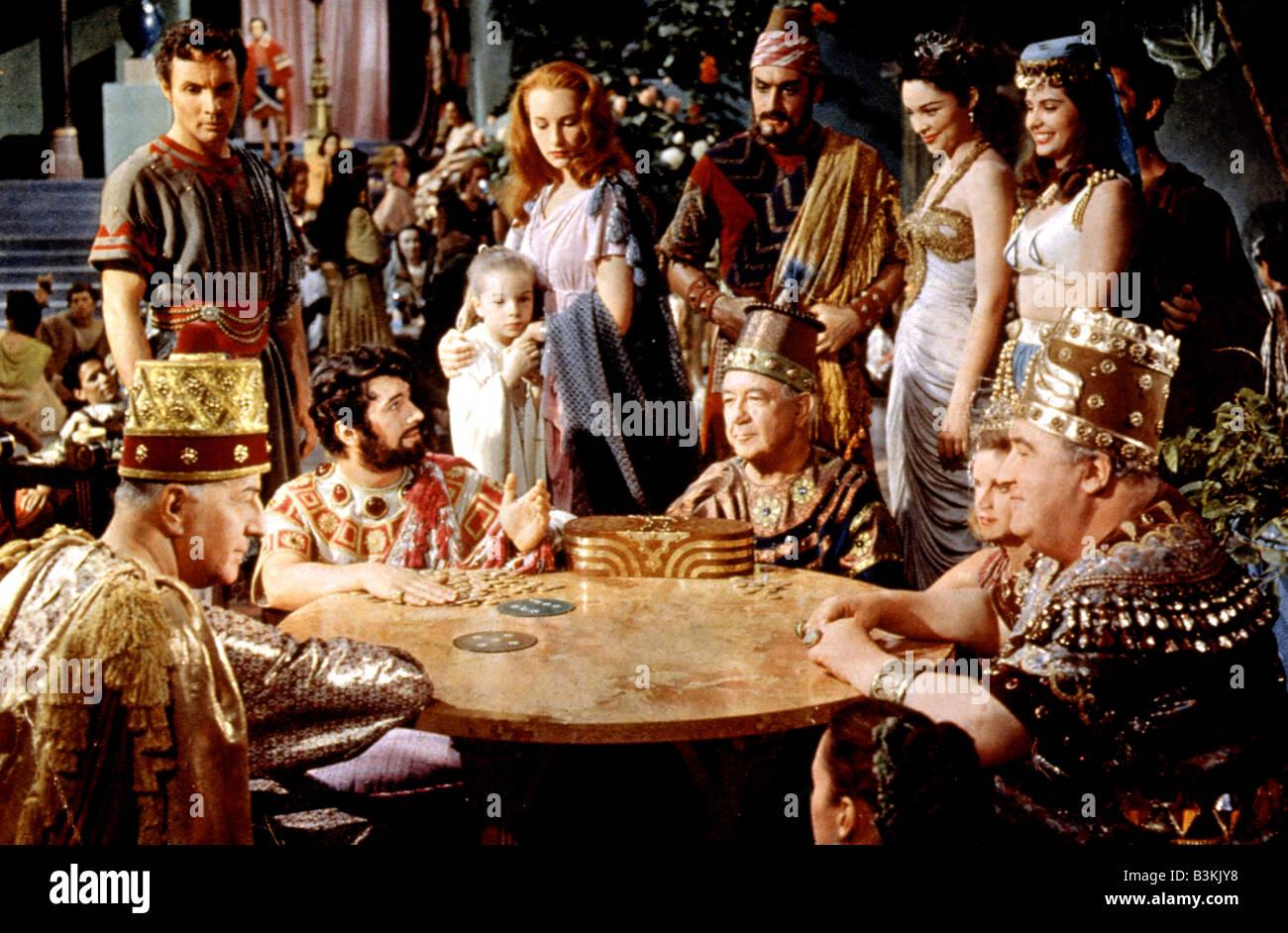 DIE verlorenen 1955 MGM-film Stockbild