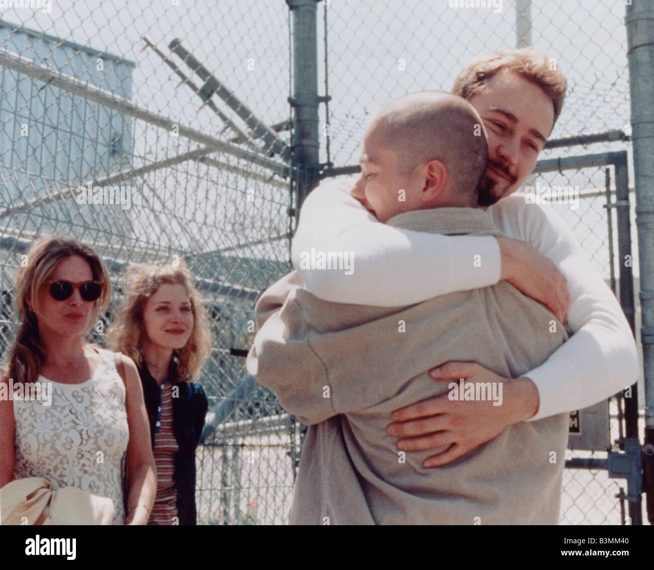 Unterhaltung/New Line Film AMERICAN HISTORY X 1998 Stockbild