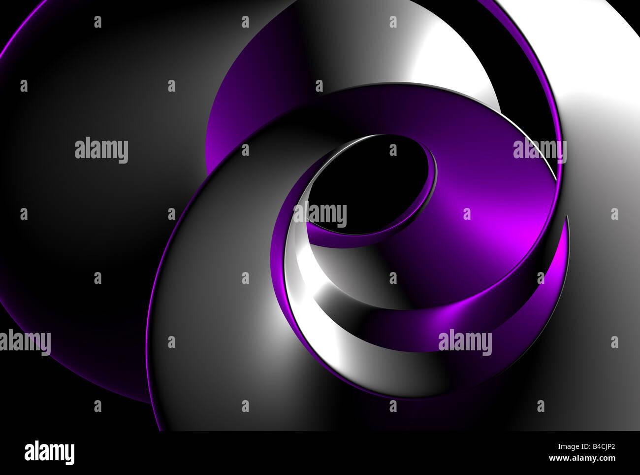 Abstraktion 3d Abstract Stockbild