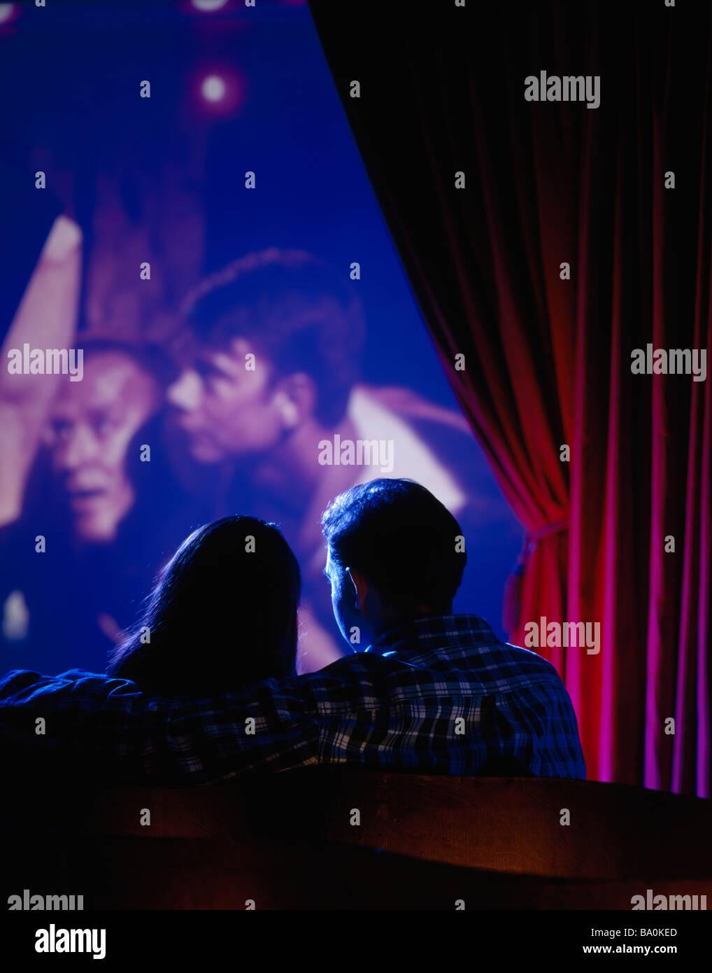 Kino Stockbild