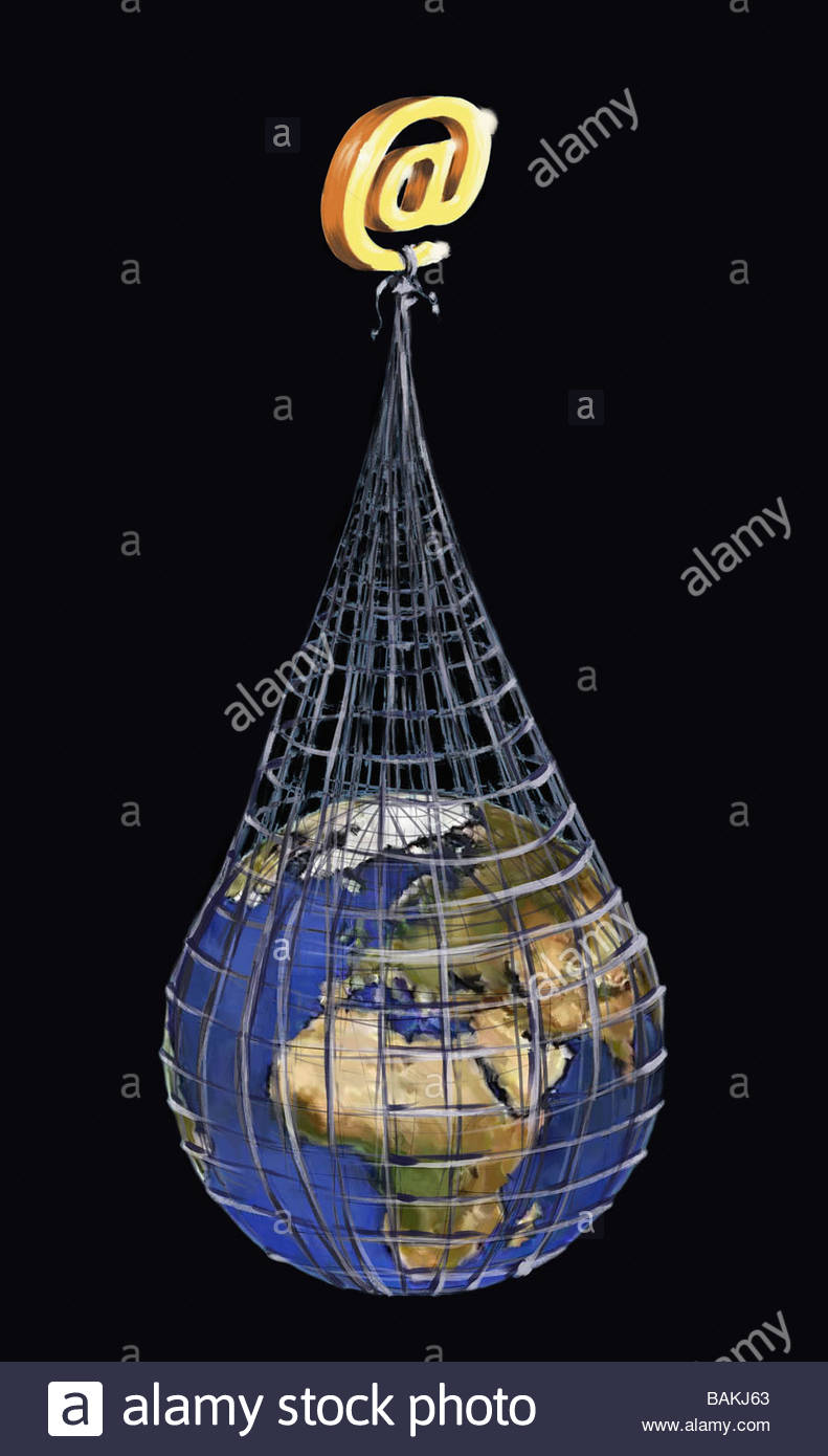 World Wide Web Stockbild