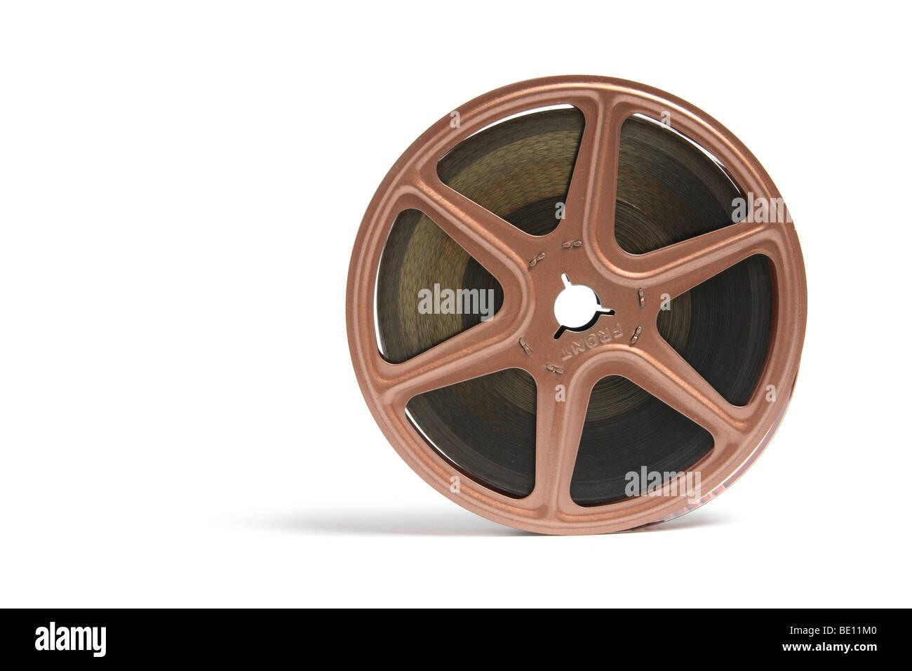 Film Film Reel Stockbild