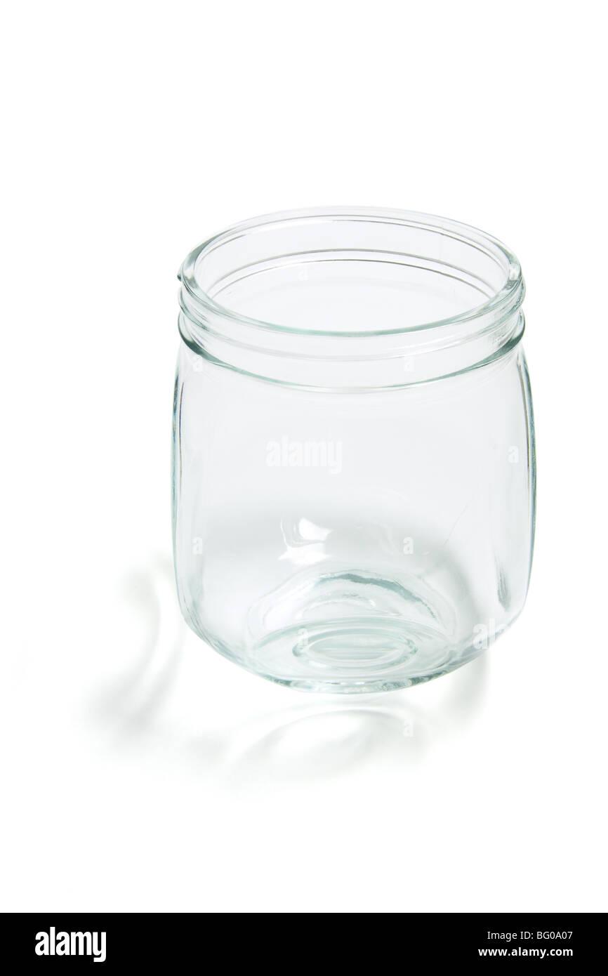Glas-Glas Stockbild