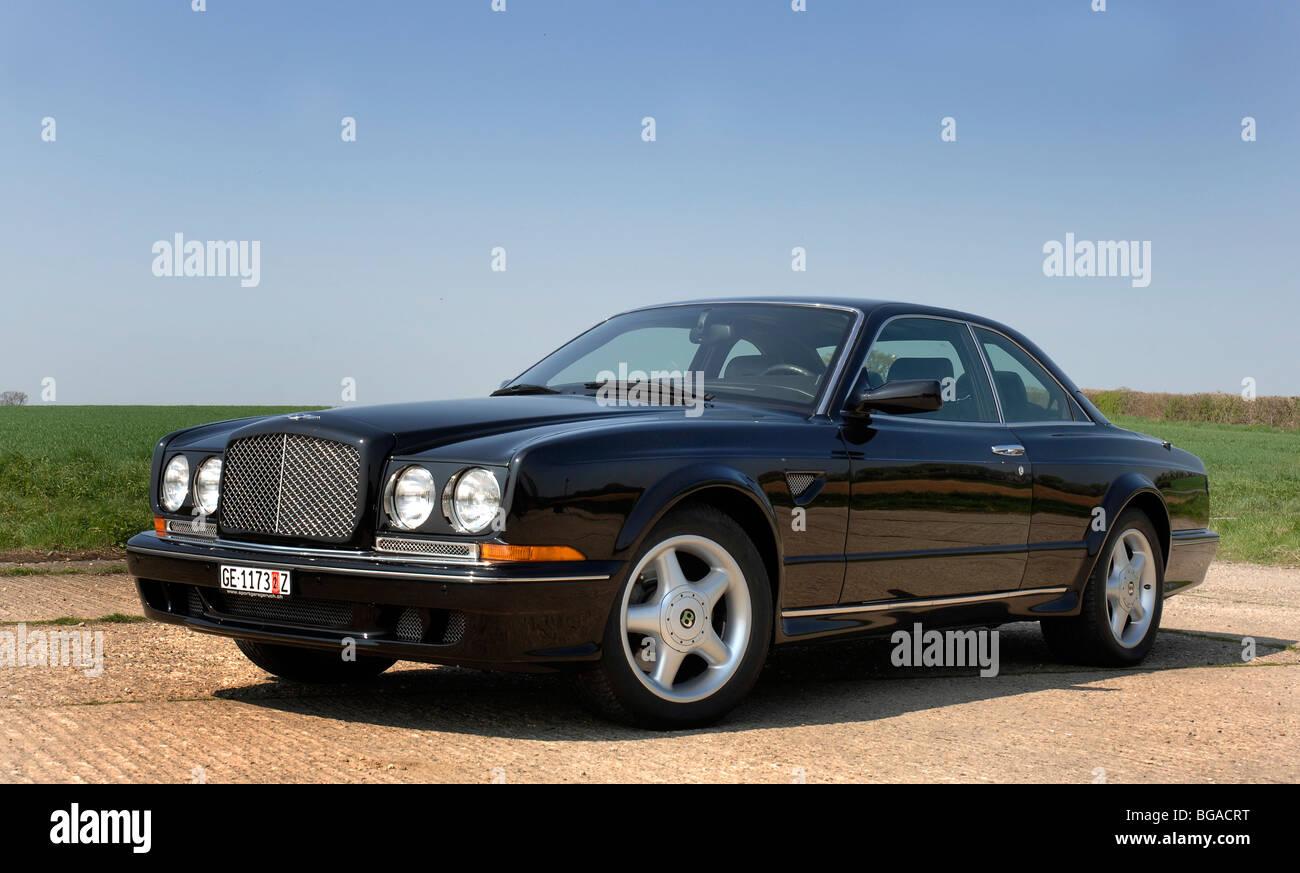 2001 Bentley Continental T Stockbild