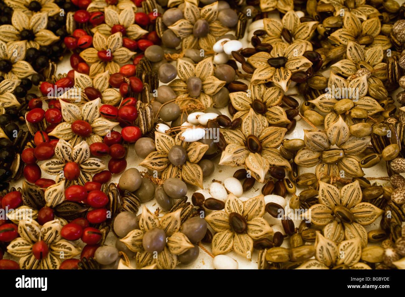 Karibische Souvenirs, Kuba Stockbild