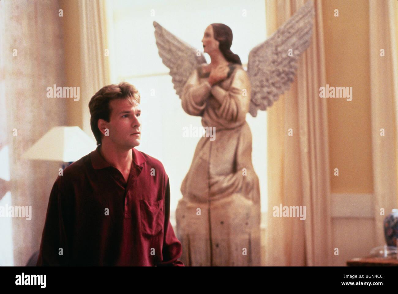Ghost-Jahr: 1990 Direktor: Jerry Zucker Patrick Swayze Stockbild