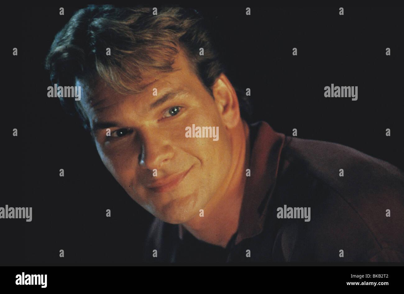 PATRICK SWAYZE GHOST-1990 Stockbild
