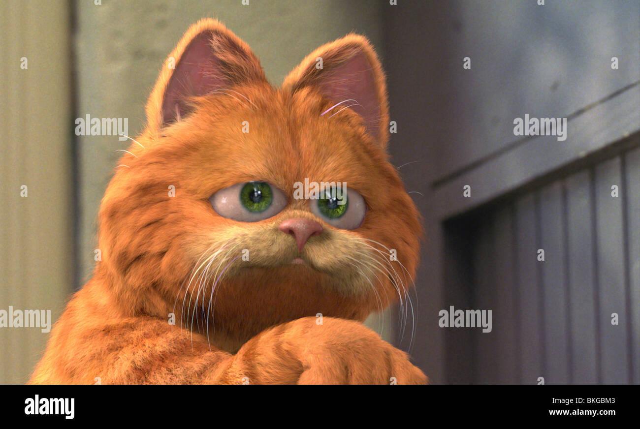 GARFIELD: DER FILM-2004 Stockbild