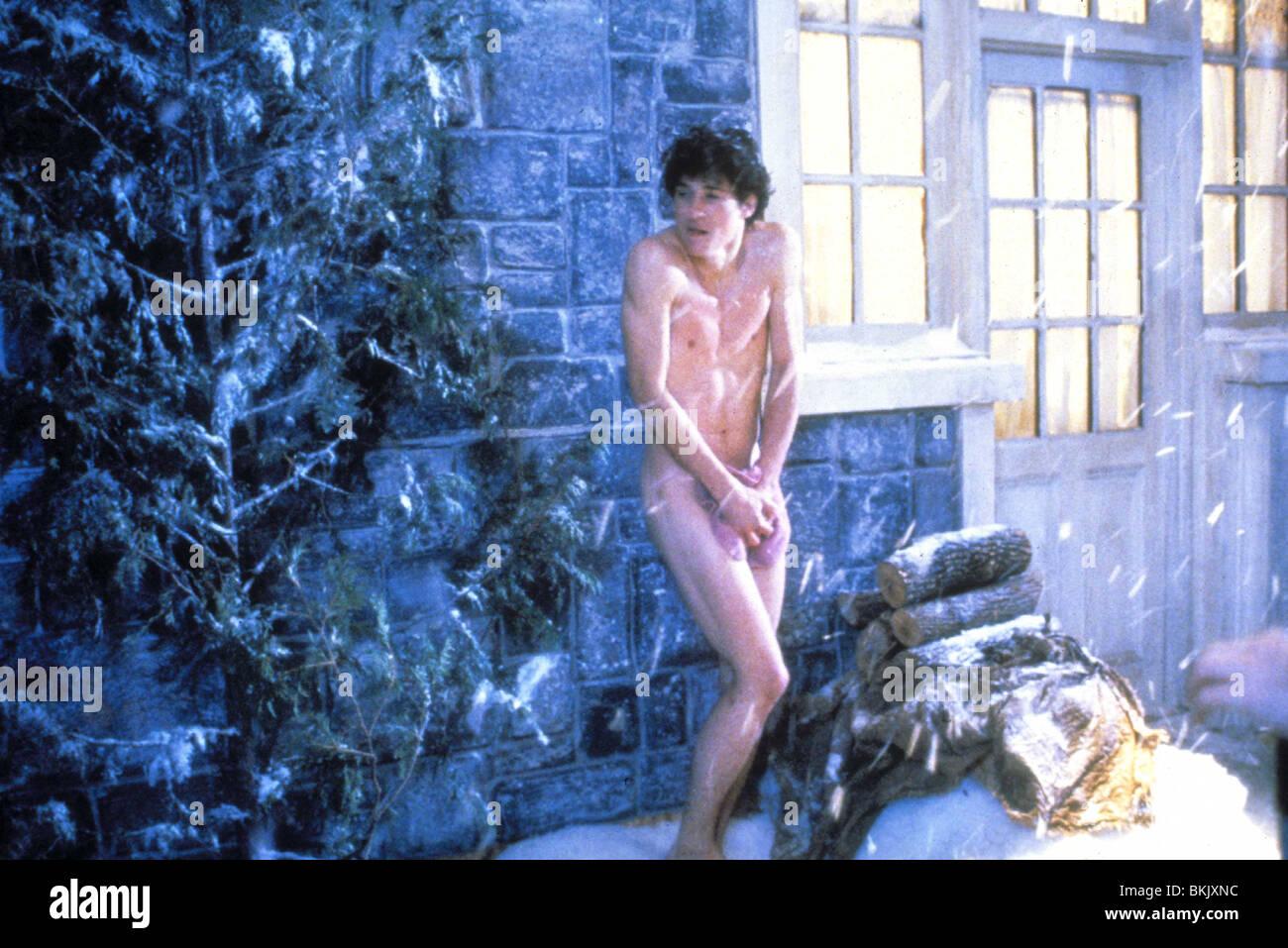 SCHWESTERN-1988 PATRICK DEMPSEY Stockbild