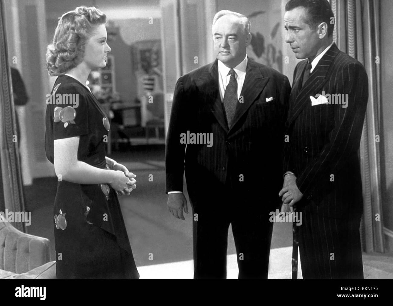 KONFLIKT (1945) HUMPHREY BOGART, SYDNEY GREENSTREET CFLT 001 Stockbild