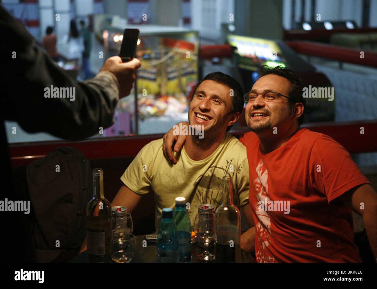 BOOGIE-2008 RADU MUNTEAN (DIR) Stockbild