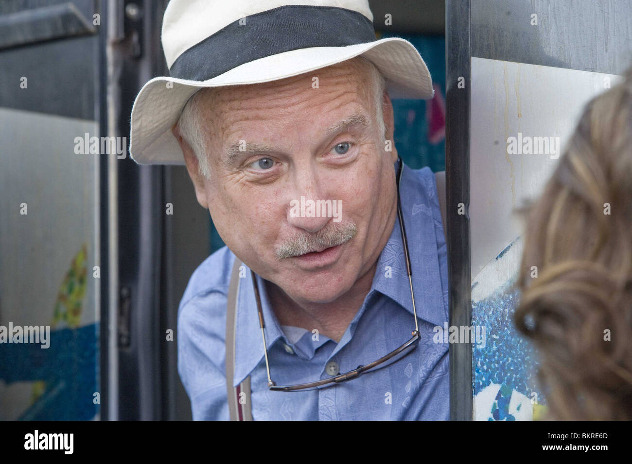 MEIN LEBEN IN RUINEN (2009) RICHARD DREYFUSS DONALD PETRIE (DIR) 001 Stockbild