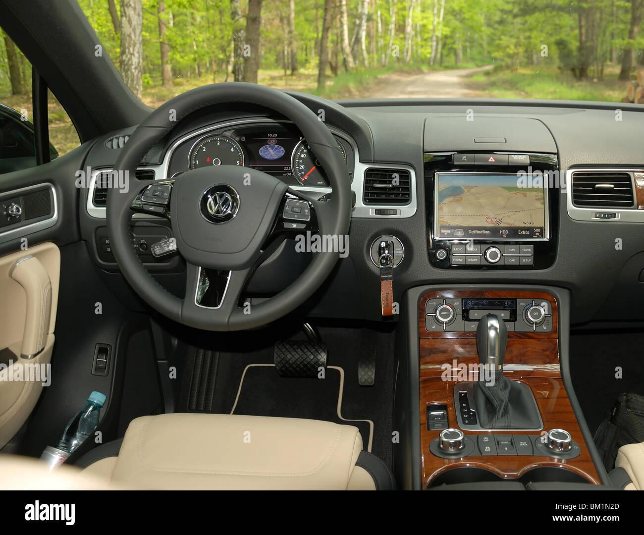 Volkswagen Touareg 3.0 TDI V6 BlueMotion - mein 2010 (MK2 ...