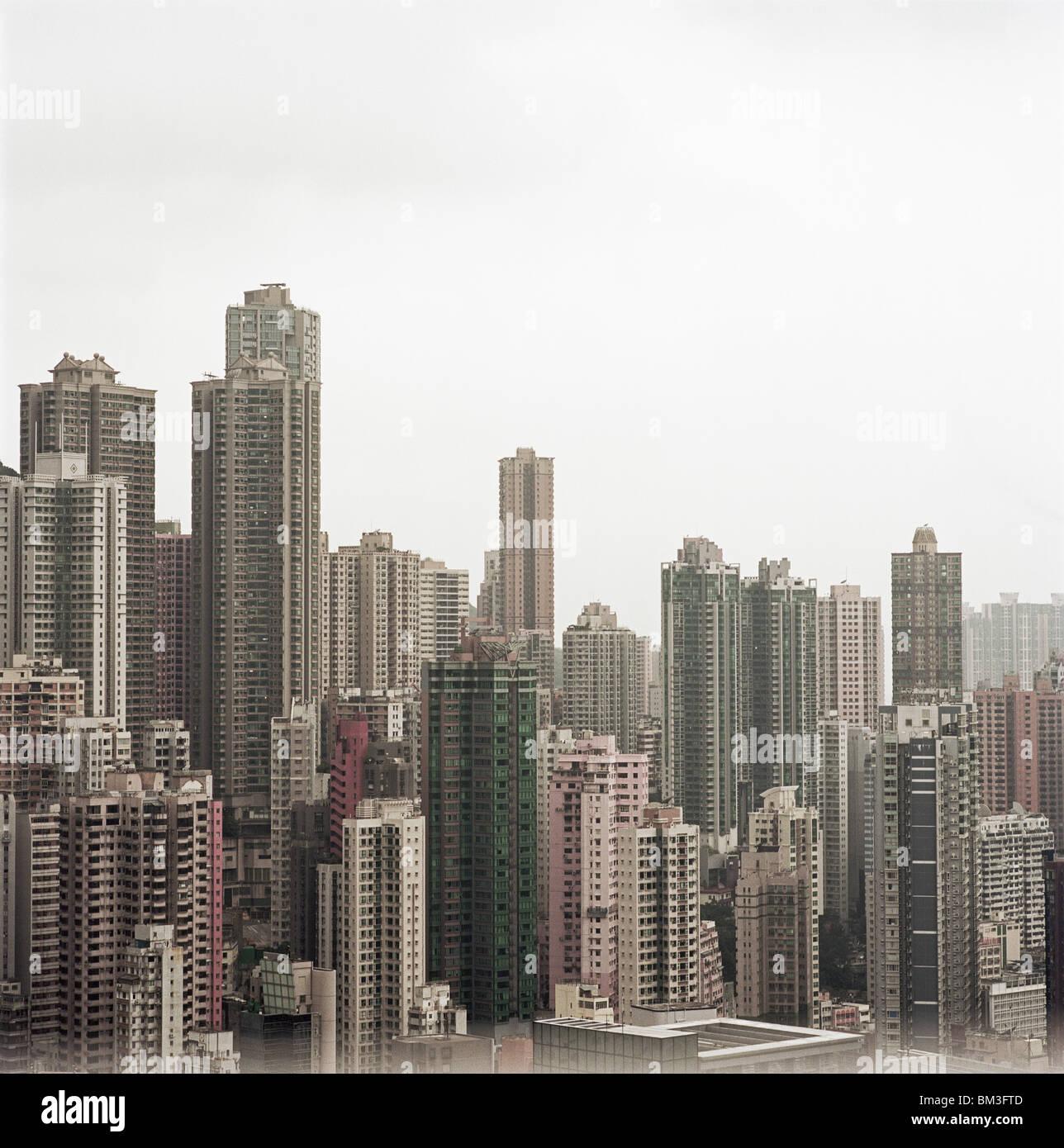 Stadtbild Stockbild