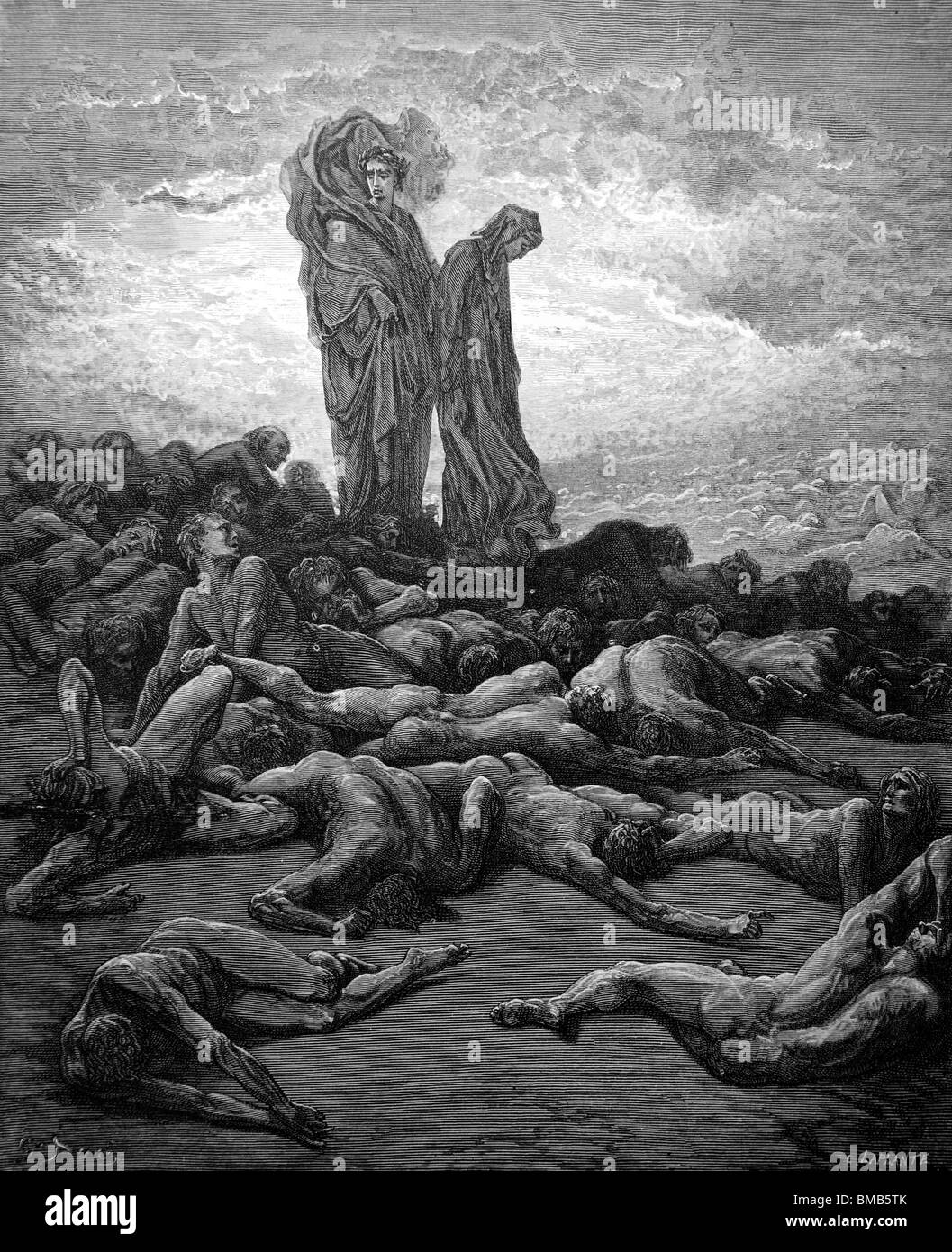 an analysis of dante alighieris the divine comedy purgatory The inferno is the first of three parts of dante's epic poem, the divine comedy,  which depicts an imaginary journey through hell, purgatory, and paradise dante .