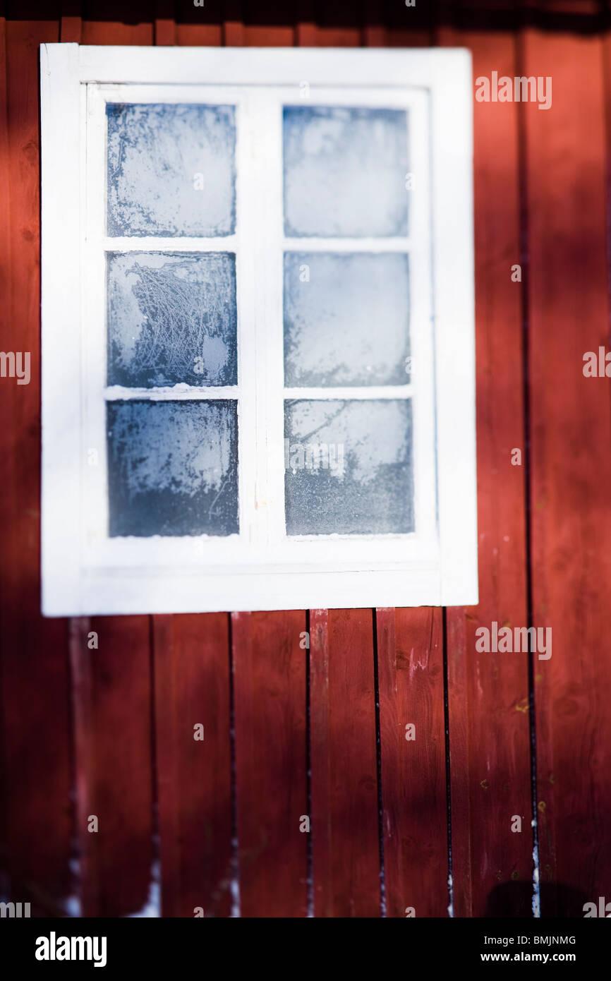 Skandinavien, Schweden, Skane, Blick auf Haus außen Stockbild