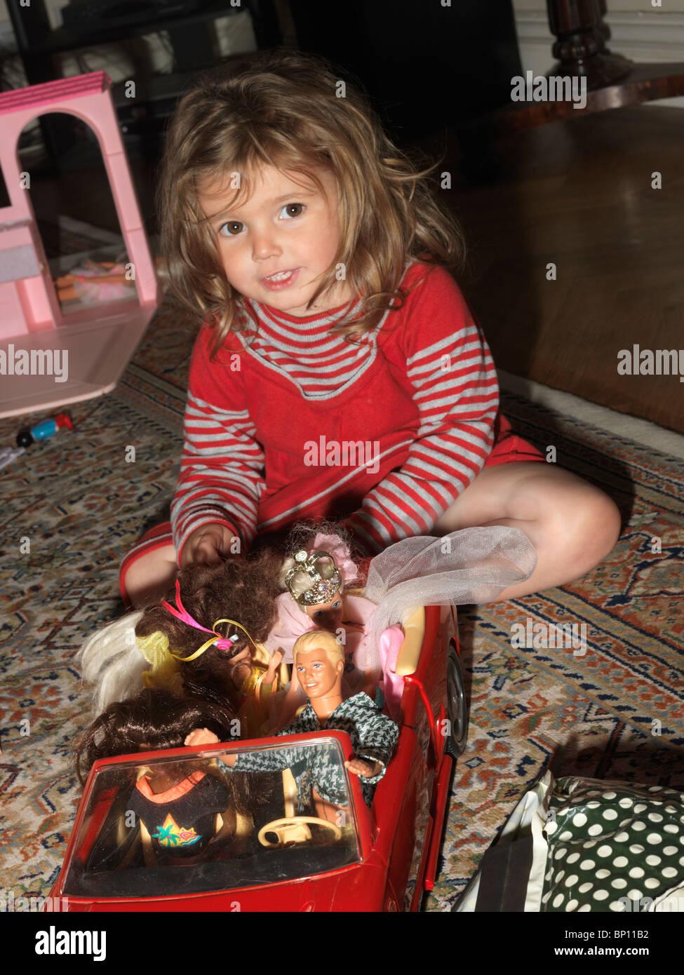 Barbie car stockfotos bilder alamy