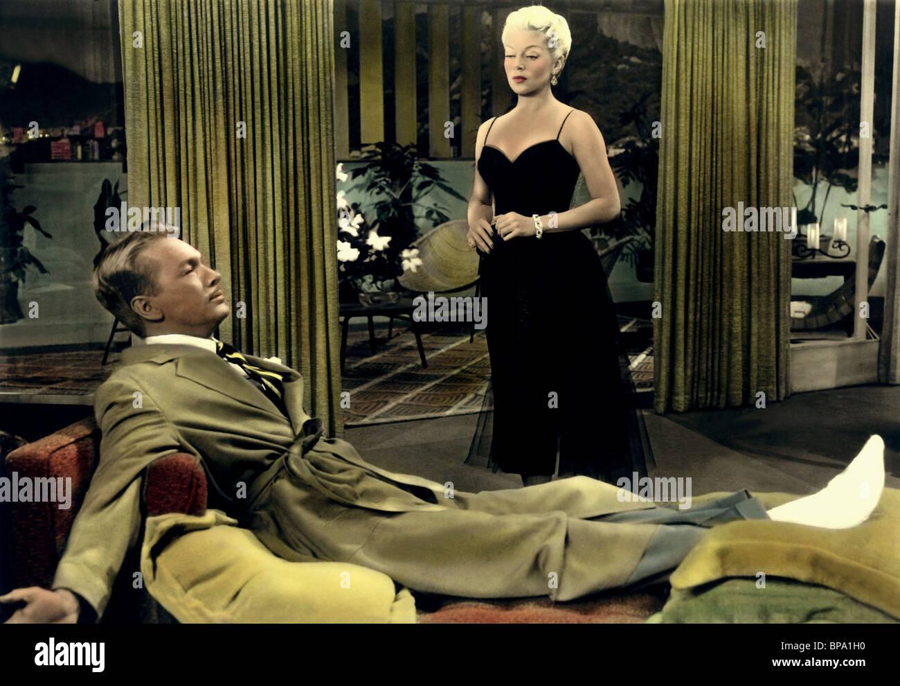JOHN LUND & LANA TURNER LATIN LOVERS (1953) Stockbild