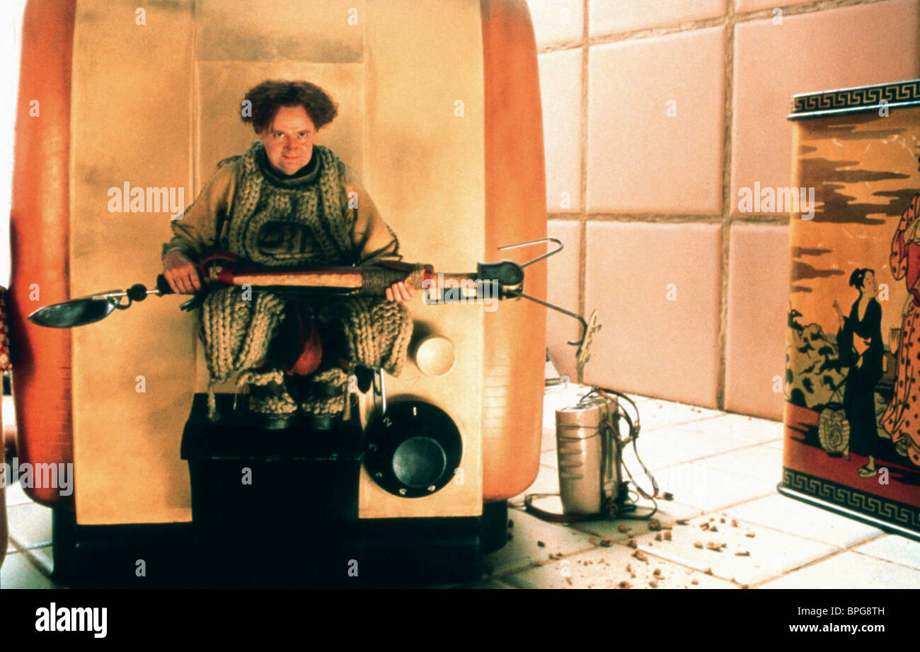 JIM BROADBENT KREDITNEHMER (1997) Stockbild