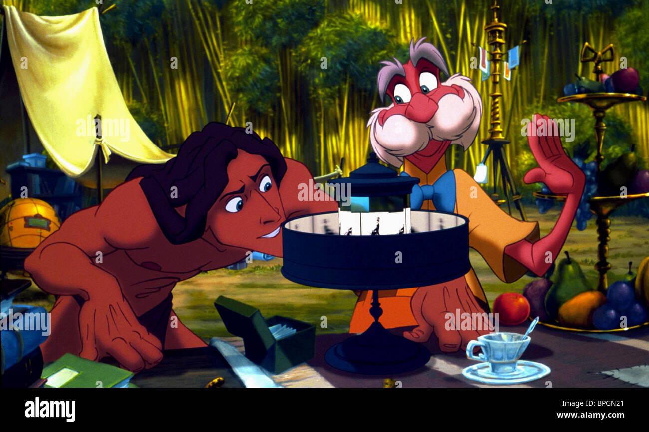 Tarzan Disney 1999 Stockfotos & Tarzan Disney 1999 Bilder ... Тарзан 1999