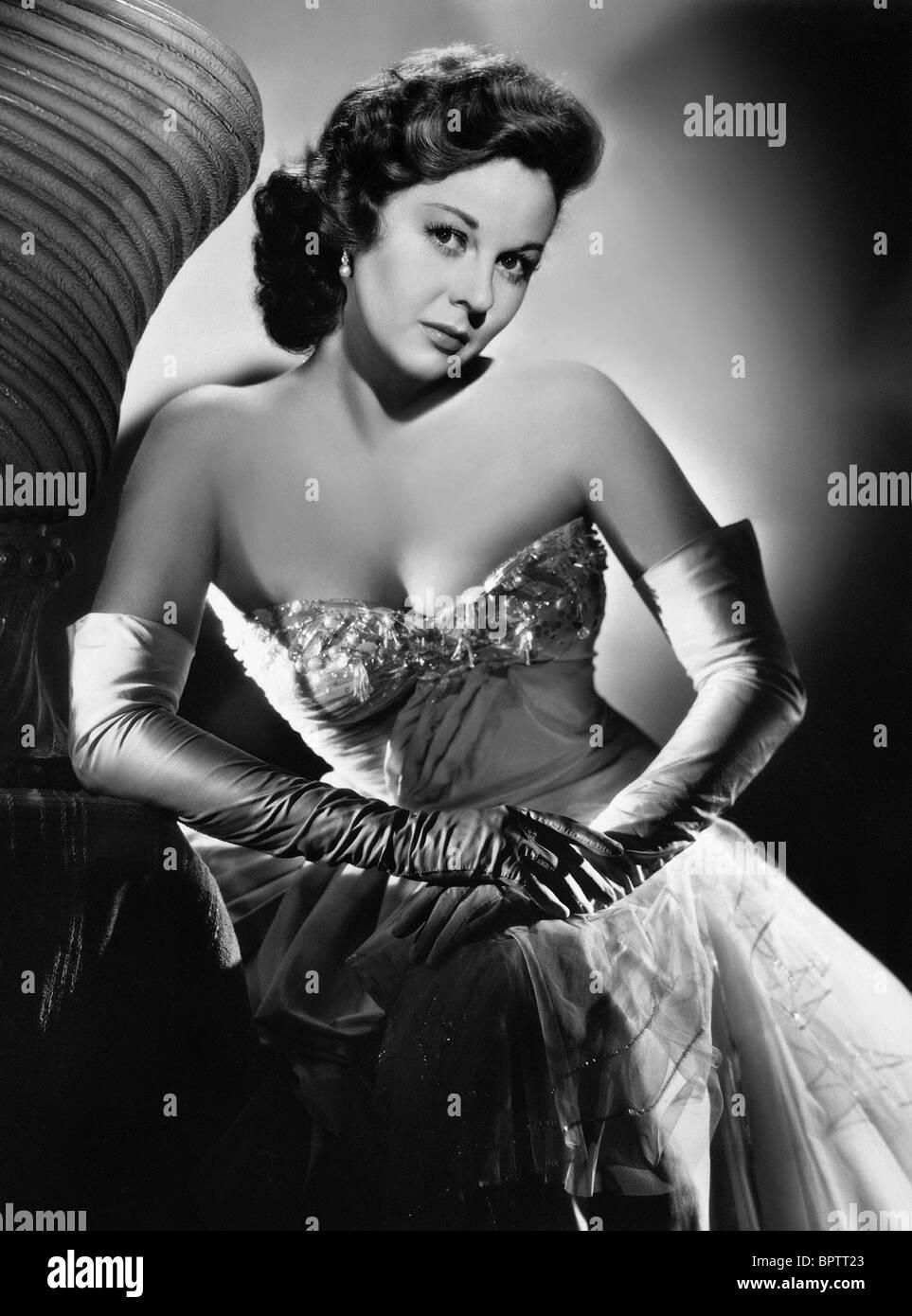 SUSAN HAYWARD SCHAUSPIELERIN (1951) Stockbild