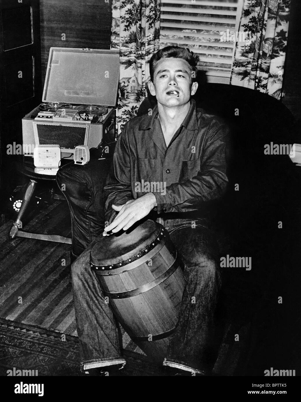 SCHAUSPIELER JAMES DEAN (1951) Stockbild