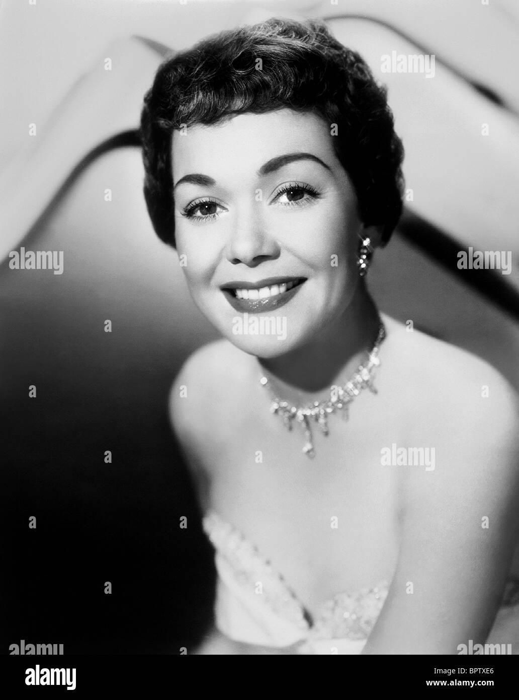 SCHAUSPIELERIN JANE WYMAN (1951) Stockbild
