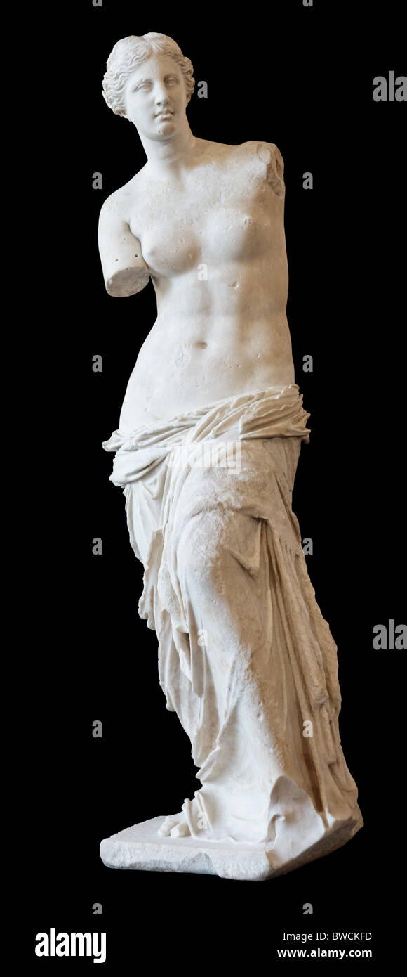 statue of the venus de milo stockfotos statue of the venus de milo bilder alamy. Black Bedroom Furniture Sets. Home Design Ideas