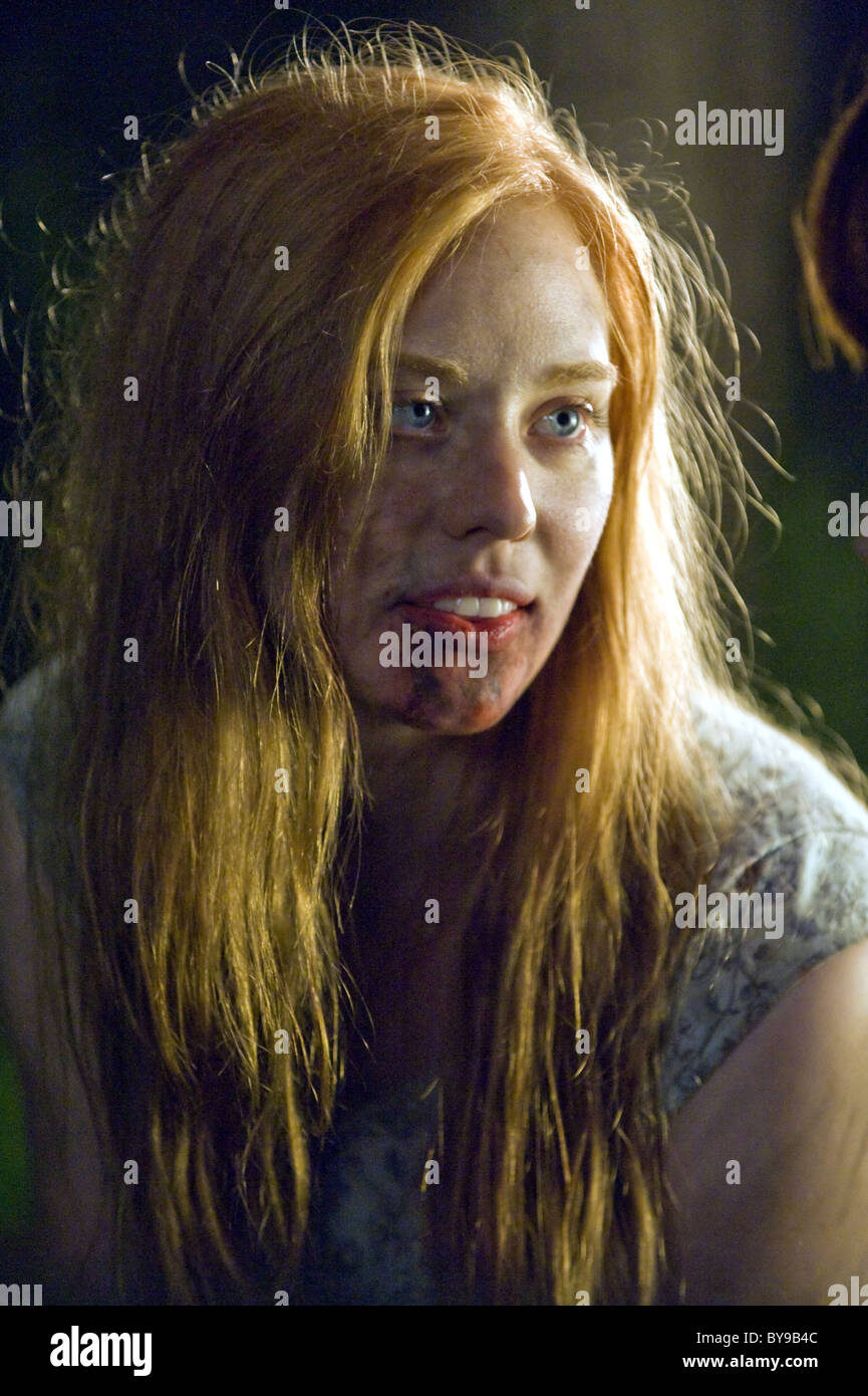 Blood True TV-Serie 2008 -??? USA 2008 Staffel 01 - Folge 11: Die Liebe ist, Direktor begraben: Nancy Oliver Deborah Stockbild