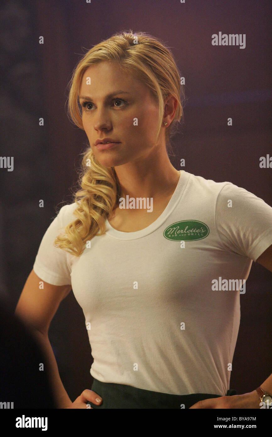 Blood True TV-Serie 2008 -??? USA 2008 Staffel 01 - Folge 01: Seltsame Liebe Regie: Alan Ball Anna Paquin Stockbild