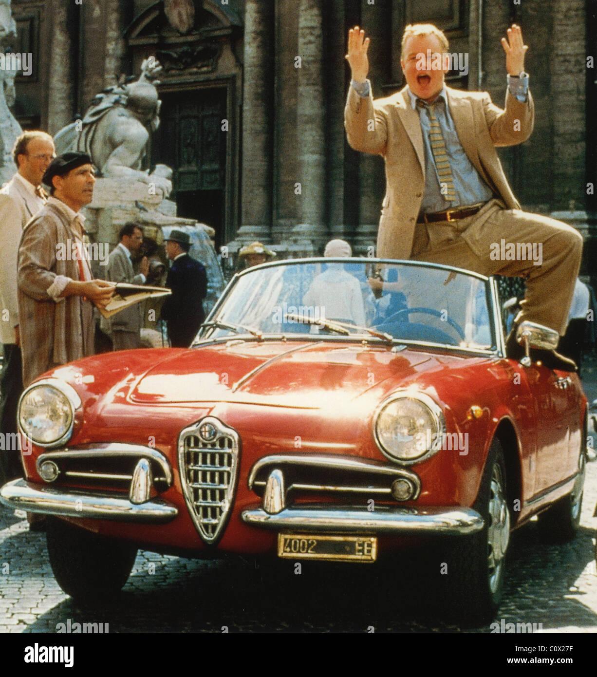 DER talentierte Herr RIPLEY 1999 Paramount Film mit einem 1955 Alfa Romeo Giulietta Spider 750D Stockbild