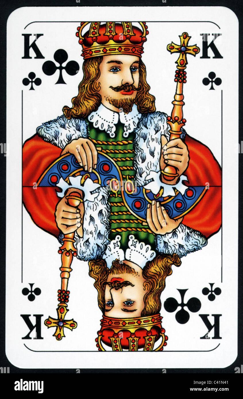 Spiel König