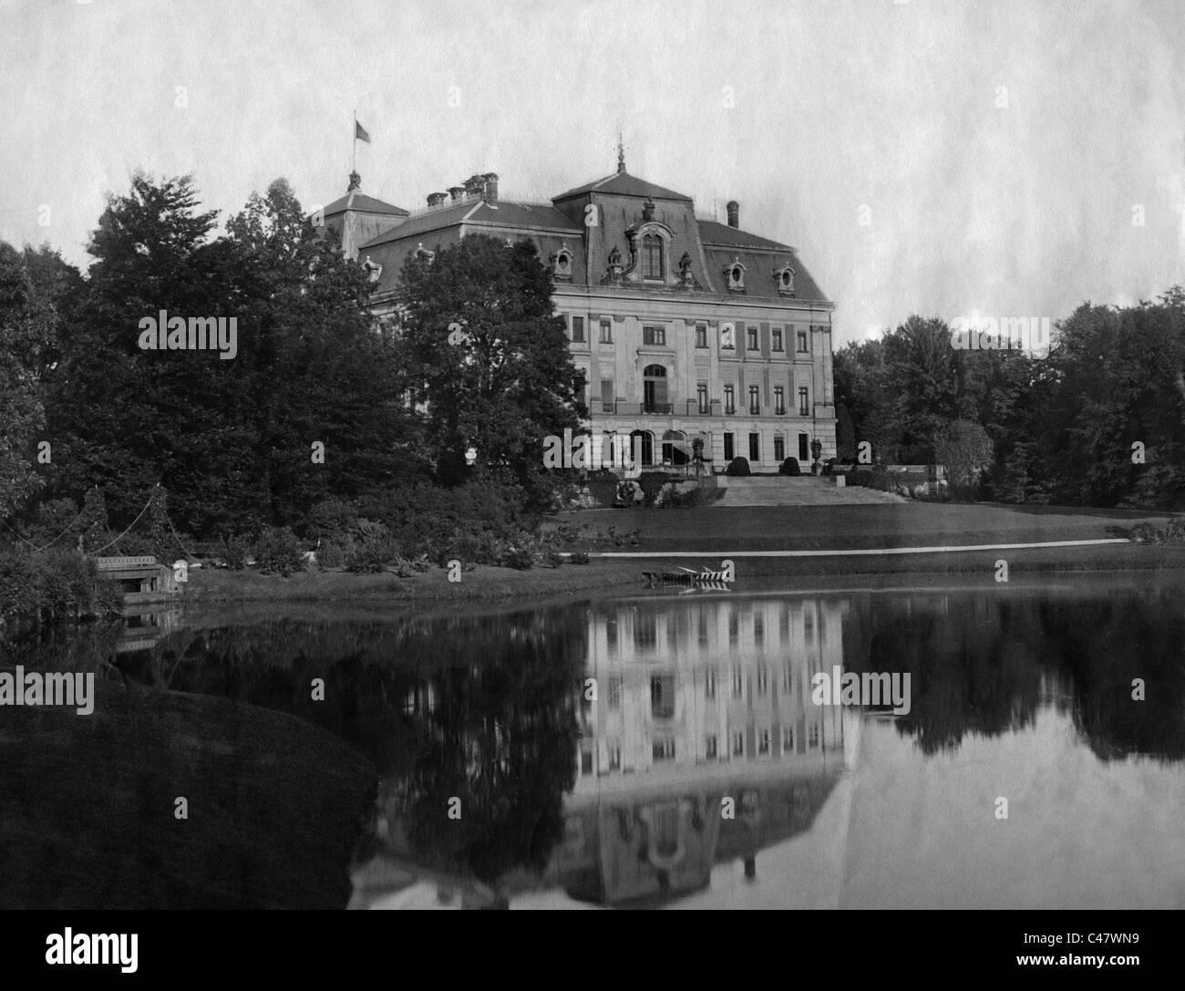 von Pless, Stockbild