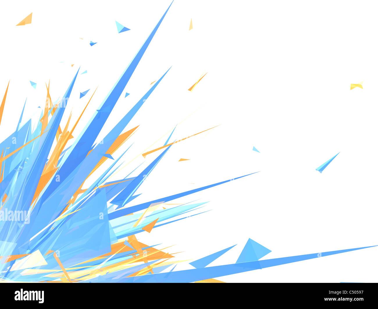 Bunte Grafik-design Stockbild