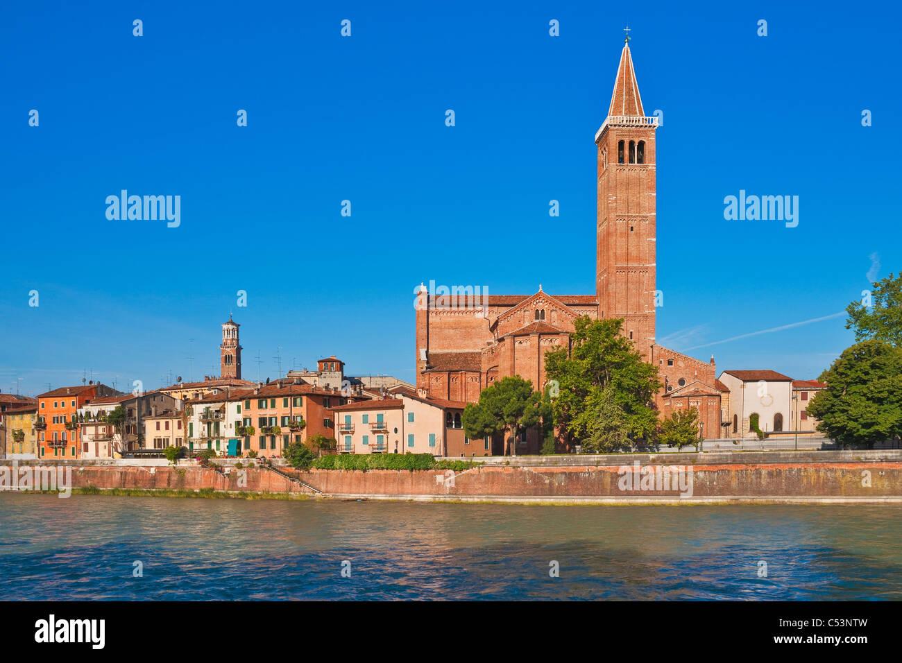 Verona, Italien | Verona, Italien Stockbild