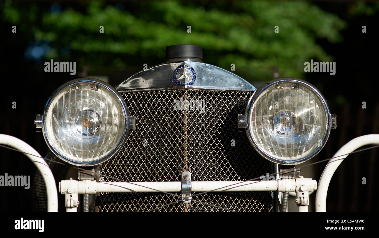 Old mercedes stockfotos old mercedes bilder alamy for Mercedes benz helms