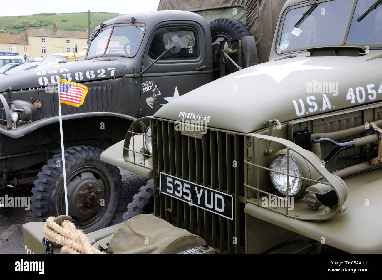 us army trucks stockfotos us army trucks bilder alamy. Black Bedroom Furniture Sets. Home Design Ideas